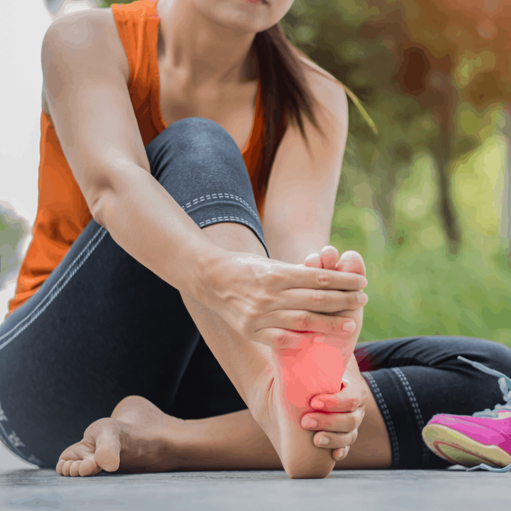 Osteopath for Plantar Fasciitis