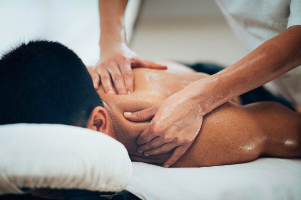 Benefits of a Sports Massage