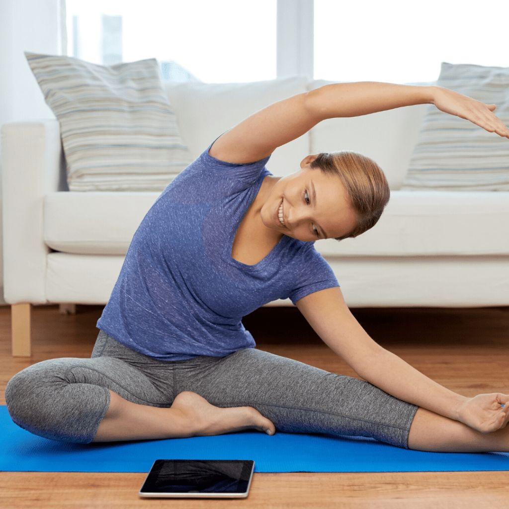 Wellthy Clinic Online Live Pilates Classes