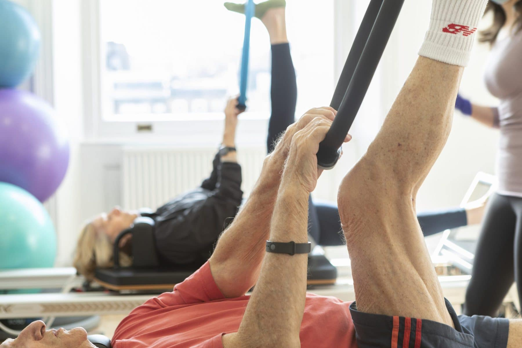 Wellthy Clinic Reformer Pilates Offers London