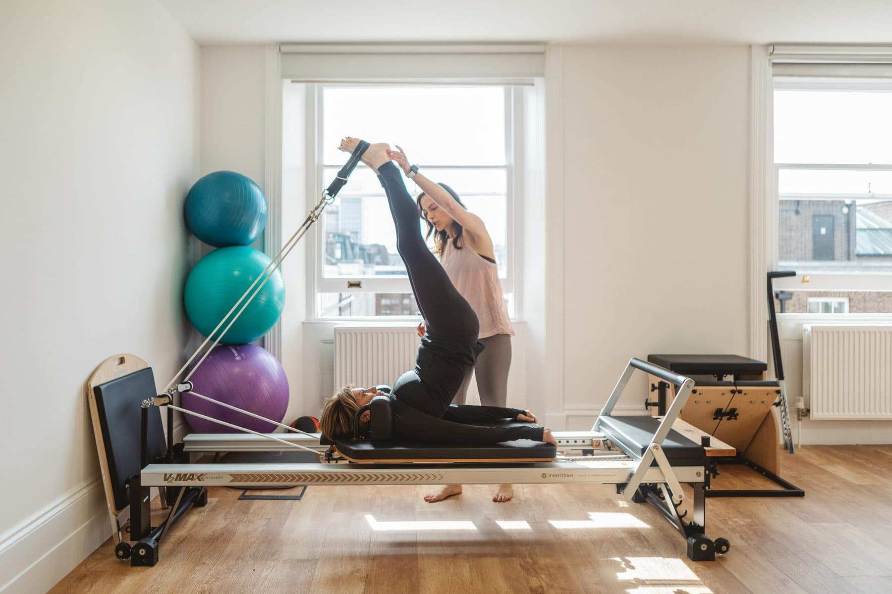 Reformer Pilates Offers London Wellthy Clinic