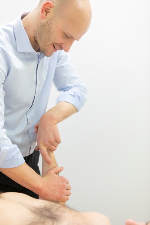 Best Osteopath in Central London