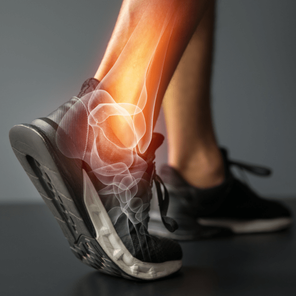 Osteopath for Foot Pain Wellthy Clinic