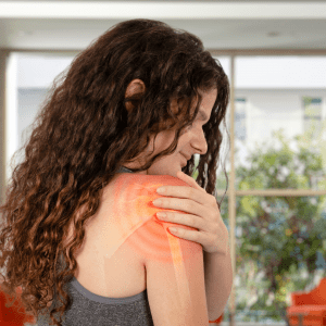 Referred Shoulder Pain - Wellthy Clinic