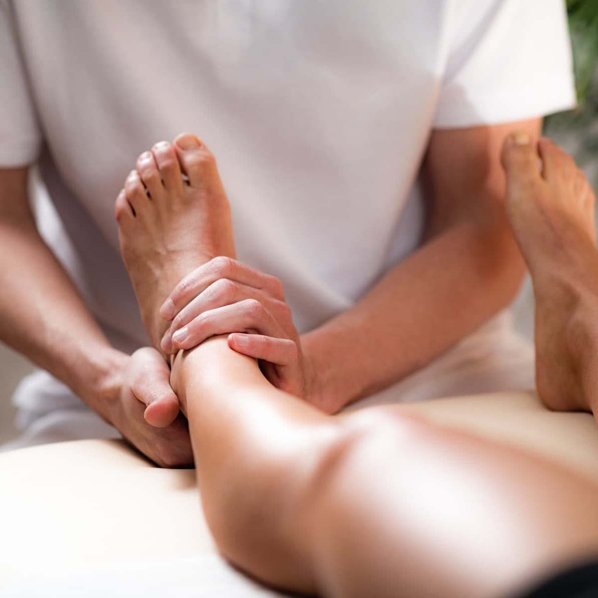 Foot Pain Osteopathy Treatment